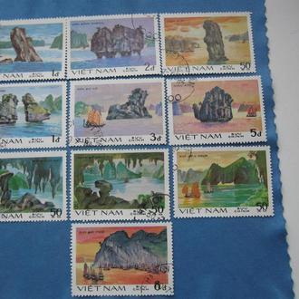 Вьетнам 1984 год Серия
