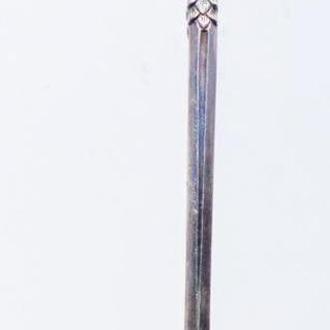 Коллекционный нож для резки бумаги ! писем - Германия - серебрение