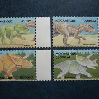 фауна дино динозавры мозамбик на т