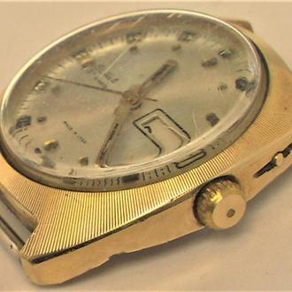 Часы Слава автоподзавод Au 10 позолота рабочие от часовщика