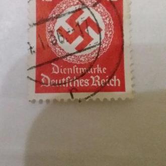 3-й Рейх, Германия, 1934, свастика
