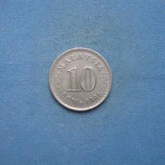 Малайзия 10 сен 1983 год