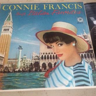 Connie Francis – Sings Italian Favorites ( USA ) LP