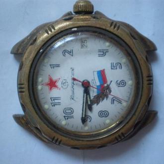 часы Восток Командирские рабочий баланс 2601211