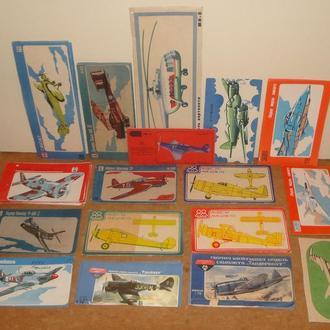 Коробки к самолётам СССР