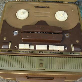 Магнітофон бабінний МЕЛОДИЯ -1958 р.вип-у