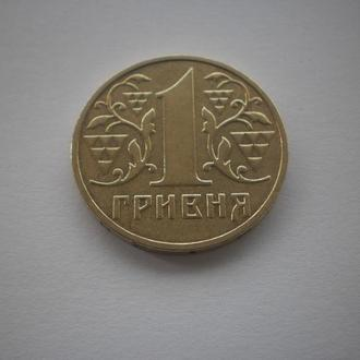 Монета України 1 гривня 2001 року. монета Украины 1 гривна 2001 года. відмінний колекційний стан !