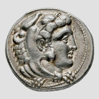 (А)3631 - МАКЕДОНИЯ. Александр III Великий (336—323 до н.э.) Тетрадрахма