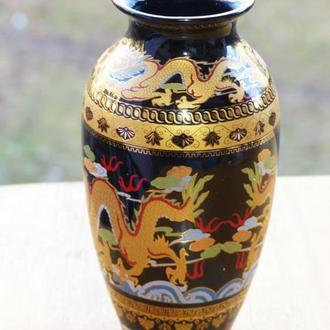 ваза с драконами