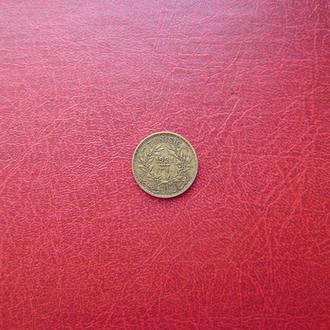 Тунис 50 сантимов 1921