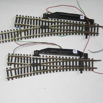 Pilz Стрелки (профиль) с электроприводом 2шт. Б/У 1:120/TT