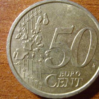 50 євроцентів2002