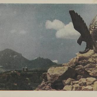 Открытка. Пятигорск, 1954 г. (64)
