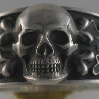 кольцо серебро 925%