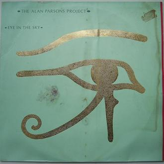 THE ALAN PARSONS PROJECT Eye In The Sky  LP  VG++/VG