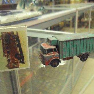 машинка englend refrigerator truck №9495