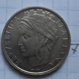 ИТАЛИЯ, 100 лир 1994 года.