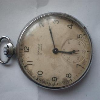 Карманные часы Serkisof рабочие 2302