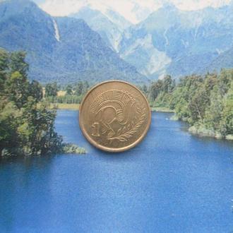 Кипр 1 цент 1994 года