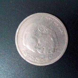 Старинная арабская монета