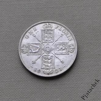 Великобритания 1 Флорин 1921 Георг V