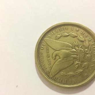 Доллар США 1898 года
