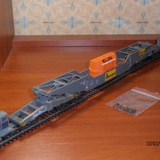 16-осный вагон-транспортер Liliput H0 (1:87)