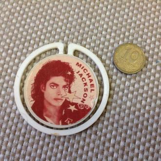 Значок. Майкл Джексон.