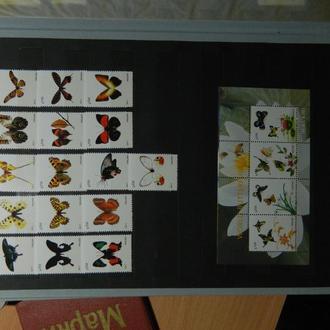 Серия марок Малави