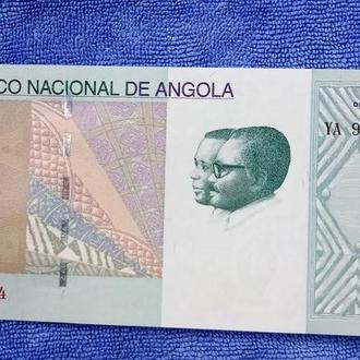 Ангола 5 Kwanzas 2012 UNC