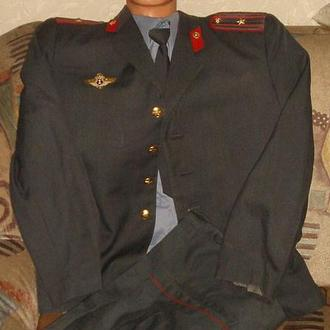Форма милиции МВД СССР обр. 1969г