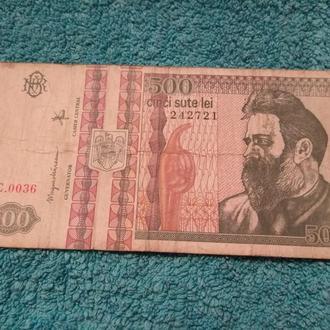 Румыния 500 1992 год
