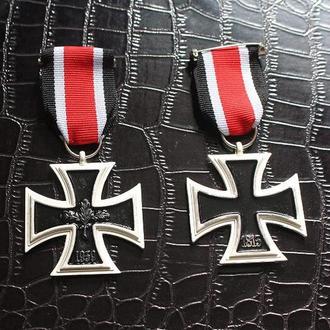 германия . железный крест 2 класса с лентой  1939