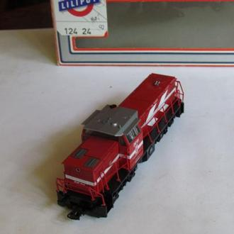 Двомоторна модель DE 91 (Liliput ) HO