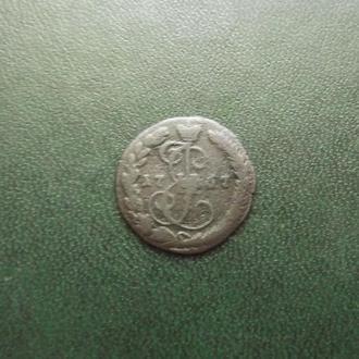 Деньга 1767г.ем