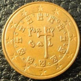 5 евроцентов 2006 Португалия