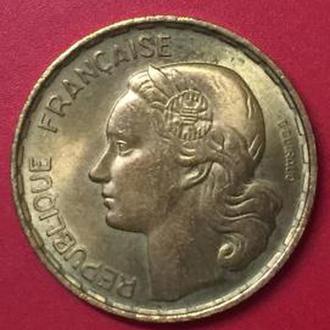 50 франков  1952 год Франция
