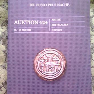 """Большой каталог монет мира """"DR.BUSSO PEUS NACHF."""", 2019 год"""