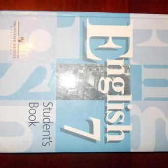 Кузовлев В.П., и др. English 7 Student's Book