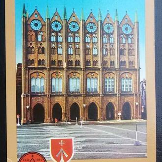 ГДР 1983 Штральщунд