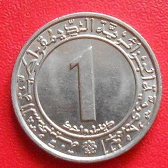 Алжир 1 динар 1972 год. ФАО - Земельная реформа.