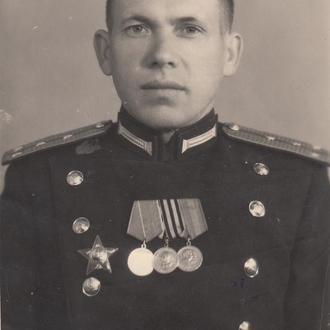 Офицер ПВ МВД. Заверенное фото.