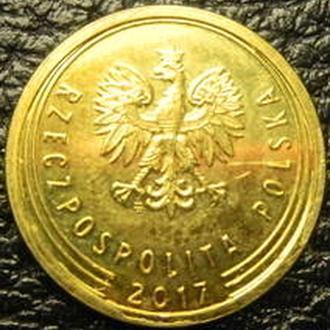 2 гроша 2017 Польща