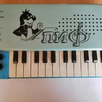 """Детская пианино """"ПИФ"""""""