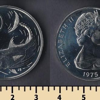 КУКА ОСТРОВА 50 ЦЕНТОВ 1975