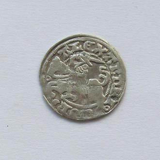 полугрош 1501-1506гг Александр Ягелончик , Литва, Вильно (А23)