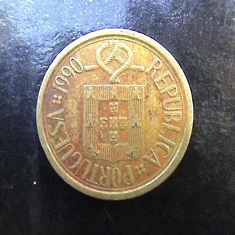 10 эскудо (1990) Португалия.