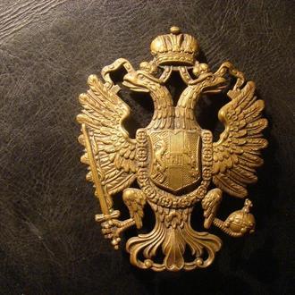 Большая кокарда Австро-Венгерского офицера