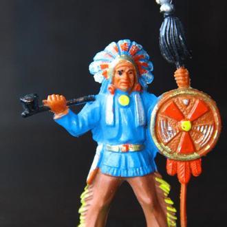 индейцы ковбои ГДР ( №101)
