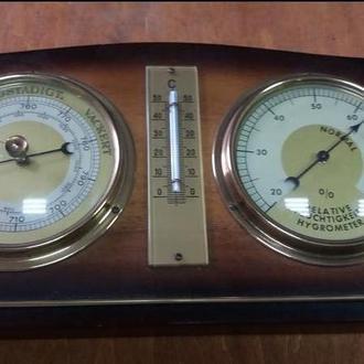 барометер+термометер